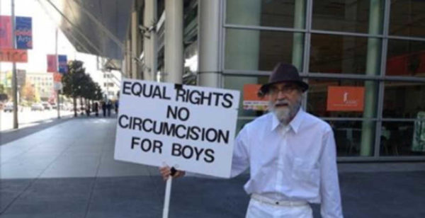 Brother K – Equal Rights – No Circumcision For Boys