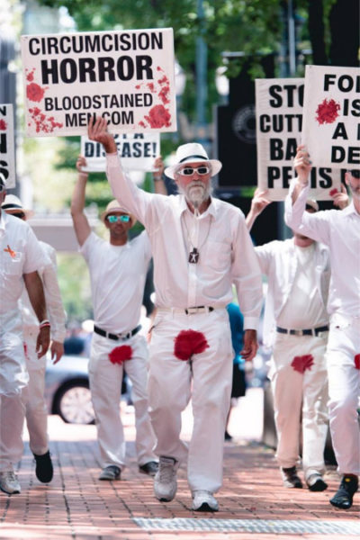 Brother K in action – Circumcision Horror