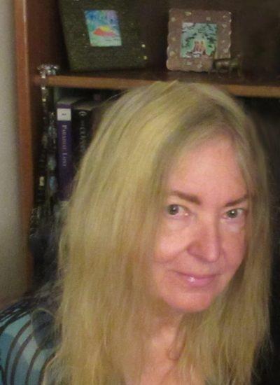 Carole Anne Babyak close-up photo